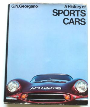 HISTORY OF SPORTS CARS : A (Georgano 1970)